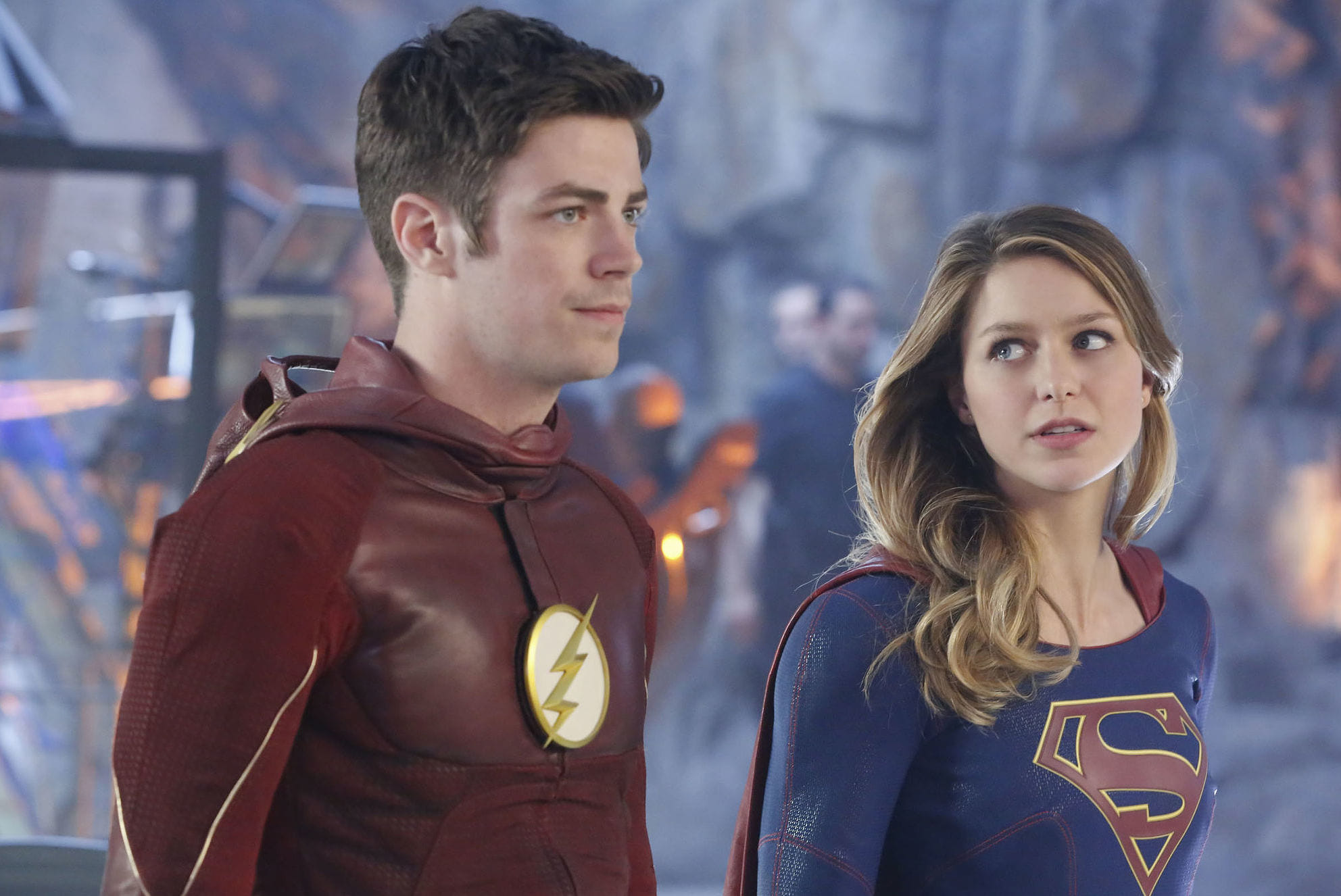 Will the actions of The Flash bring Supergirl into The CW Berlanti DC Universe now that she's switched channels?